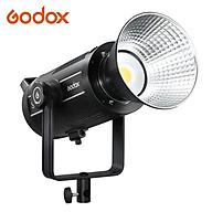 Godox SL200II 200W Bowens-mount Đèn LED cân bằng ban ngày 5600K Tích hợp hệ thống X không dây 2.4G cho cảnh chụp ảnh thumbnail