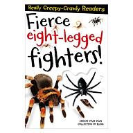 Reader Fierce, Eight-Legged Fighters thumbnail