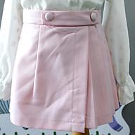 Váy bé gái xếp li Chaiko House X52 thumbnail