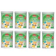 Thùng 8 lon Sữa Morinaga số 3 kodomil Hương vani 850gr (hàng tách đai khuyến mãi) thumbnail