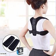 Đai chống gù lưng nam nữ posture corrector [tặng kèm 2 tấm trợ lực] thumbnail