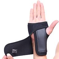 Găng tay quấn bảo vệ cổ tay tập gym Aolikes AL1676 (1 chiếc) thumbnail