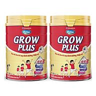 COMBO 2 HỘP SỮA BỘT DIELAC GROW PLUS 1+ 900G (CHO TRẺ TỪ 1 - 2 TUỔI) thumbnail