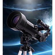 Kính thiên văn du lịch cao cấp (6 lớp thấu kính quang học, hình ảnh sắc nét, nhìn xa)- (Tặng la bàn chỉ đường cao cấp) thumbnail