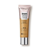 Maybelline Dream Urban Cover Liquid Foundation 340 Cappuccino thumbnail