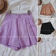 Quần short nữ dáng váy GT 22 thumbnail