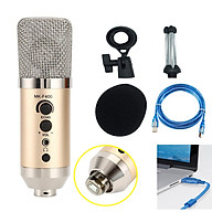 Microphone Thu Âm Live Stream MK-F400USB Kết Nối Qua Cổng USB Cao Cấp AZONE thumbnail