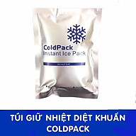 Đá khô giữ lạnh hộp nhựa bảo quản sữa, đá khô làm mát quạt điều hoà (Loại tốt) thumbnail
