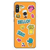 Ốp lưng dẻo cho điện thoại Xiaomi Mi A2 Lite_0512 HAPPY01 - Hàng Chính Hãng thumbnail