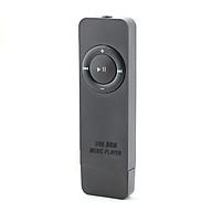 Máy nghe nhạc mp3 usb 8GB 10h phát nhạc tặng tai nghe và dây đeo thumbnail