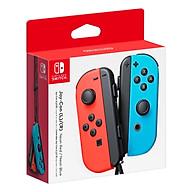Tay Cầm Nintendo Switch Joy-Con Neon Red Neon Blue - Hàng Nhập Khẩu thumbnail