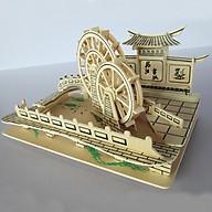 Đồ chơi lắp ráp gỗ 3D Mô hình Nhà Lệ Giang thumbnail