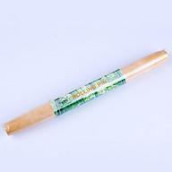Cây cán bột bằng gỗ 28cm thumbnail