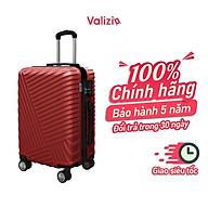 VALIZIO - Vali kéo du lịch chịu lực tốt 203 size 20, bảo hành chính hãng 5 năm thumbnail