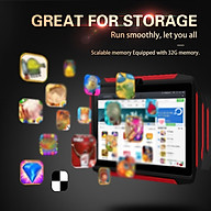 Máy Tính Bảng Q98 7 Inch Với Máy Ảnh Kép 1 + 16G Kèm Ốp Lưng Quad-Core Wi-Fi Cho Trẻ Em thumbnail