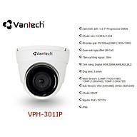 Camera hồng ngoại IP 2.0 Megapixel Vantech VPH-301IP - Hàng chính hãng thumbnail