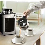 máy xay cà phê ,máy pha cafe tự động gotech gia đình thumbnail