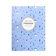 Tập Giấy Gói Quà Họa Tiết Dễ Thương Wrapping Paper Book 17-24A thumbnail