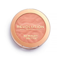 Phấn má Revolution Blusher Reloaded Peach Bliss 7.5g (Bill Anh) thumbnail