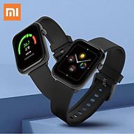 Đồng hồ thông minh Xiaomi TicWatch GTH Nhiệt độ cơ thể Đo nhịp tim Máy đo huyết áp Chống thấm nước thumbnail