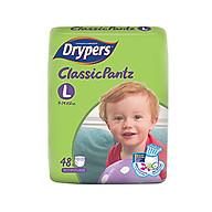 Tã Quần Drypers ClassicPantz L48 (48 Miếng) thumbnail
