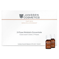 Tinh chất làm mờ vết nám 2 Phase Melafadin Concentrate 6 Ống 7.5ml - 3370P thumbnail
