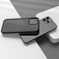 Ốp lưng iPhone 12 12 Pro 12 Pro Max Rock Guard Pro lưng nhám - hàng chính hãng thumbnail