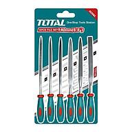 Bộ 6 giũa sắt total THT91462 thumbnail