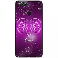 Ốp lưng dành cho Honor 7X mẫu Cung hoàng đạo Aries (hồng) thumbnail