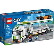 Đồ chơi LEGO City Xe Kéo Vận Chuyển Ô Tô 60305 thumbnail