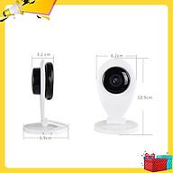 Camera Mini 720 cao cấp tích hợp ghi âm, hình ảnh sắc nét-giảm sát an ninh trong nhà, bảo vệ an toàn gia đình bạn thumbnail