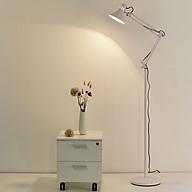 Đèn cây đọc sách - đèn sàn - đèn trang trí phòng khách - đèn ngủ - chống lóa cận thumbnail