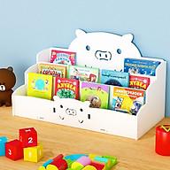 [SIÊU XINH] Kệ trẻ em để bàn hình bé heo, bé gấu thiết kế độc đáo TXT02 thumbnail