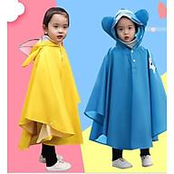Áo mưa cho bé 3-12 tuổi cánh dơi chất liệu tafta cao cấp cực kỳ dày dặn và bền thumbnail