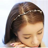 Bờm cài tóc đính đá lượn sóng dễ thương BN102 thumbnail