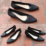 Giày búp bê mỏ nhọn siêu xinh.thích hợp cho nhân viên văn phòng công sở thumbnail