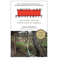 Amity and Prosperity One Family and the Fracturing of America - Winner of the Pulitzer Prize for Non-Fiction 2019 thumbnail