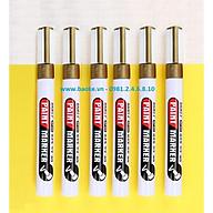 Hộp 6 cây bút sơn Baoke - MP560 màu nâu đồng thumbnail