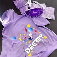 Áo Hoodie Chống Bụi Cho Nữ Cho Nam Có 2 Màu Sweater Form Rộng In Hình Degrey unisex ulzzang 123SHOP thumbnail