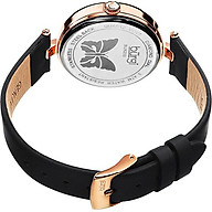 Đồng hồ nữ Burgi BUR233RGBK 34mm thumbnail