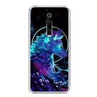 Ốp lưng dẻo cho điện thoại Xiaomi Redmi K20 Pro - 0485 Wolf - Hàng Chính Hãng thumbnail