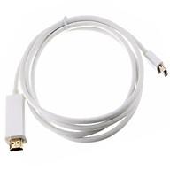 Cáp Mini Displayport sang HDMI dài 1m8 thumbnail