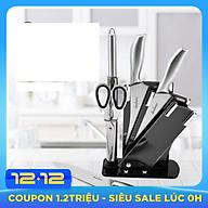 Bộ dao kéo nhà bếp 6 món cao cấp thumbnail
