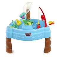 Bàn Chơi Nước Mô Hình Xoắn Ốc Little Tikes LT-637803M thumbnail