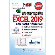 Giáo Trình Thực Hành Microsoft Excel 2019 Căn Bản & Nâng Cao (Sách kèm theo CD Bài Tập) thumbnail