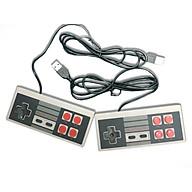 Bộ 2 tay cầm chơi game 4 nút cổng USB dành cho các máy chơi game 4 nút thumbnail