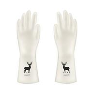 Combo 2 đôi găng tay cao su cao cấp thumbnail
