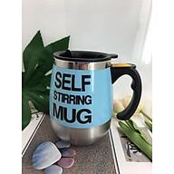 Cốc Pha Cà Phê , Sữa...., Ly Cafe Tự Khuấy Thông Minh Tiện Dụng Dùng Pin Self Tirring Mug Tặng 01 đôi pin (Chọn màu ) thumbnail