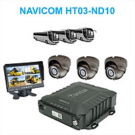 Hệ thống 3 camera hợp chuẩn NGHỊ ĐỊNH 10 cho xe khách - bus trên 30 chỗ Navicom HT03-ND10 _Hàng chính hãng thumbnail