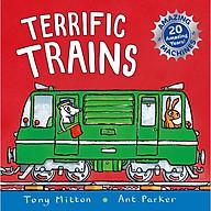 Amazing Machines Terrific Trains thumbnail